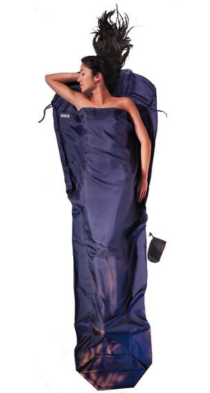 Cocoon MummyLiner Inlet Ripstop Silk tuareg